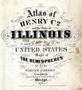Title Page, Henry County 1875